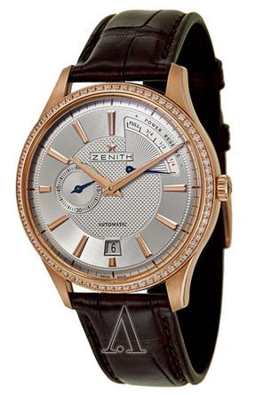 Dealmoon Exclusive! Zenith Men's Captain Power Reserve Watch 22-2120-685-02-C498