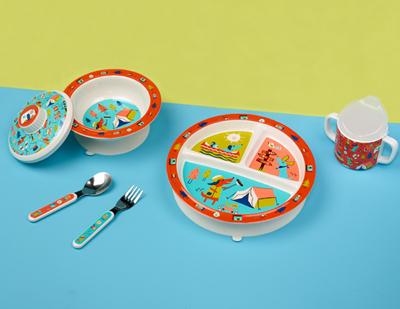 Up to 60% Off SugarBooger Dishes & Utensils @ Target.com