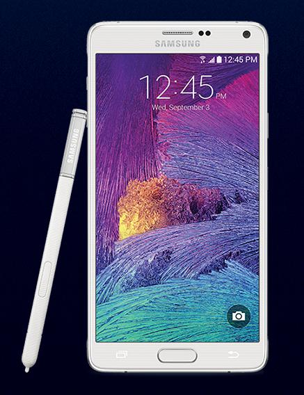 $200rebate Samsung Galaxy Note 4