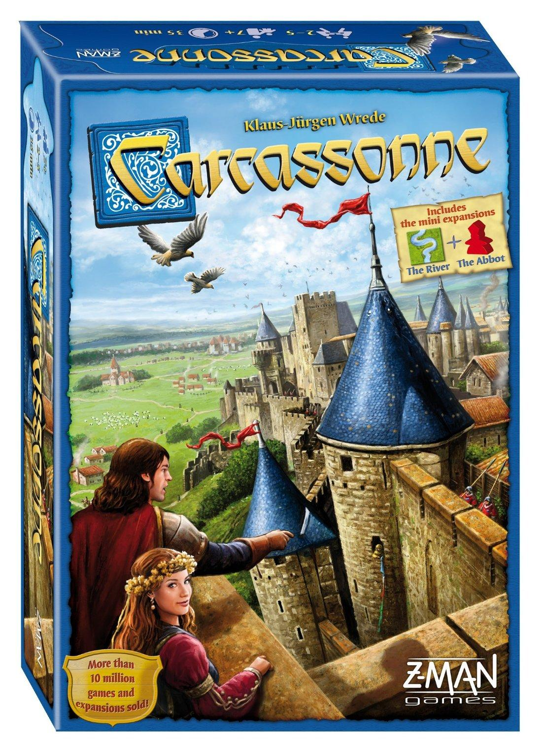 $25.03 Carcassonne: New Edition