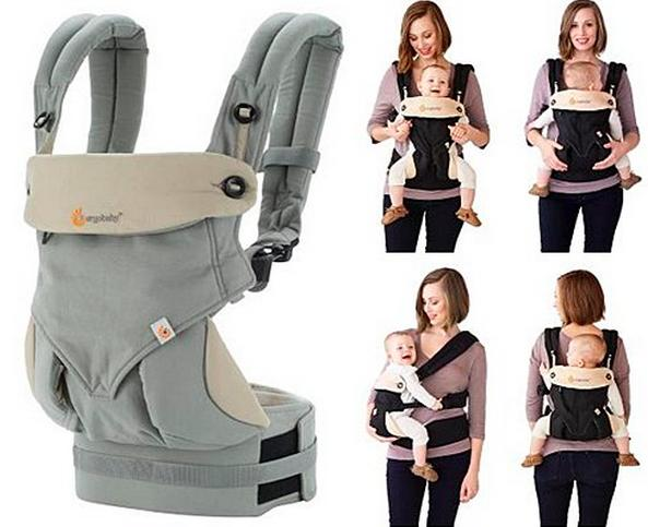 $109.99 Ergobaby Four Position 360 Baby Carrier