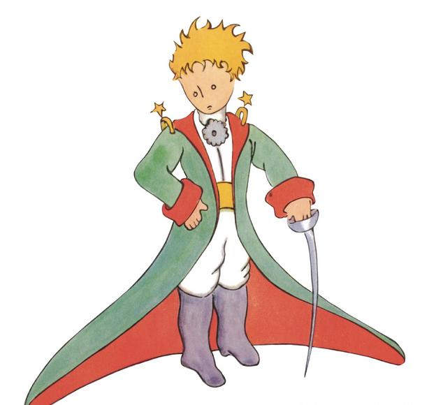 $6 The Little Prince: Antoine de Saint-Exupéry, Richard Howard