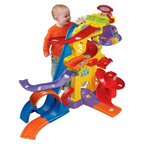 $27.2 Lowest Price Ever! VTech Go! Go! Smart Wheels - Ultimate Amazement Park Playset @ Target.com