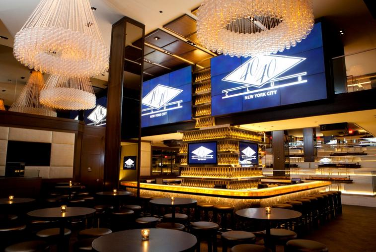 $39 Cocktails & Appetizer for 2(New York City) Jay Z's 40/40 Club  @ Travel Zoo