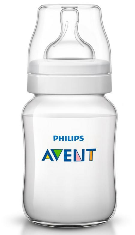 Philips AVENT Classic Plus BPA Free Polypropylene Bottle