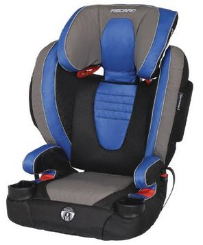 Recaro Performance Booster Car Seat - 2 Colors @ Woot.com
