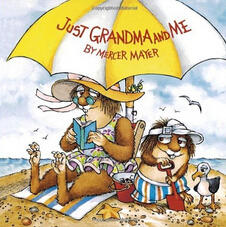 $2.08 Just Grandma and Me (Little Critter) (Pictureback(R)) Paperback