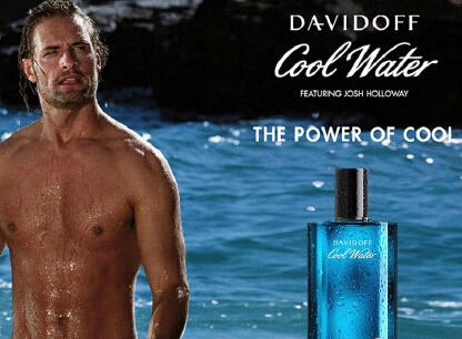 $21.88 Cool Water By Davidoff For Men. Eau De Toilette Spray 4.2 Ounces