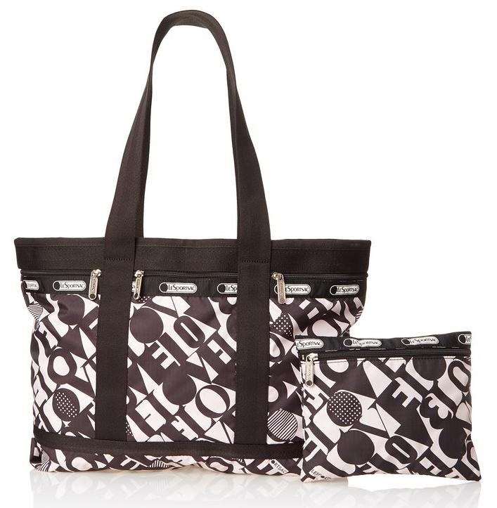 LeSportsac Medium Travel Tote, Mirage Fashion, One Size