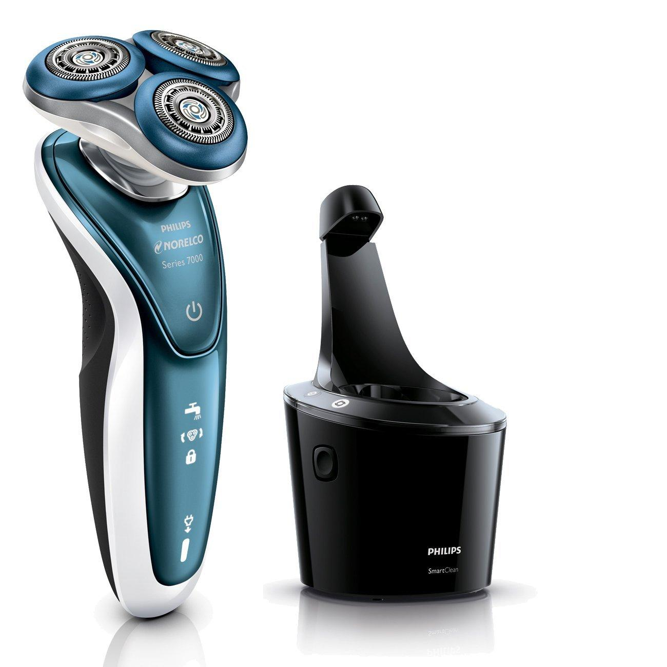 Philips Norelco Shaver 7300 for Sensitive Skin, S7370/87, Frustration Free Packaging