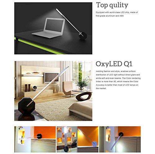 $59.99 OxyLED® Q1 Dimmable LED Desk Lamp