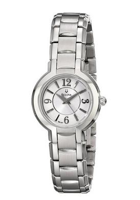 Bulova Women's 96L147 Dress Classic Round Watch