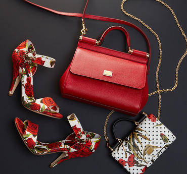 Up to 57% Off Dolce & Gabbana Handbags, Shoes, Accessories on Sale @ Gilt