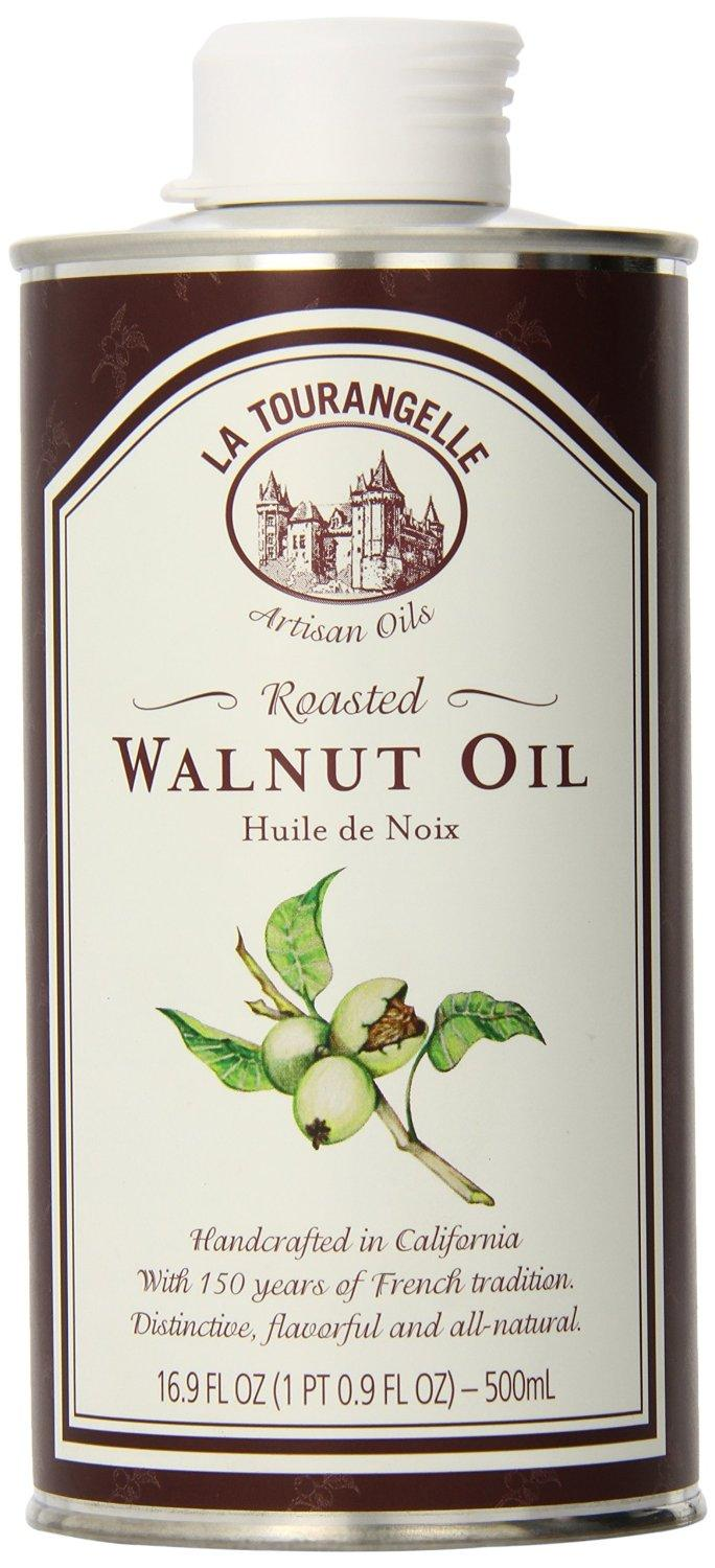 $8.29 La Tourangelle Roasted Walnut Oil, 16.9 oz. Can