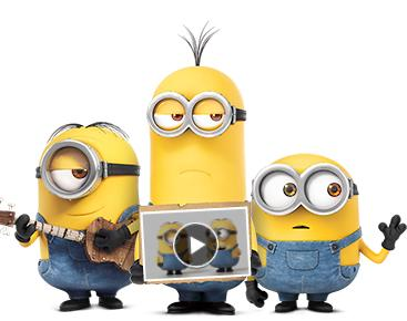 Select Minion Toys, Games and Movies Lightning Sale @ Amazon.com