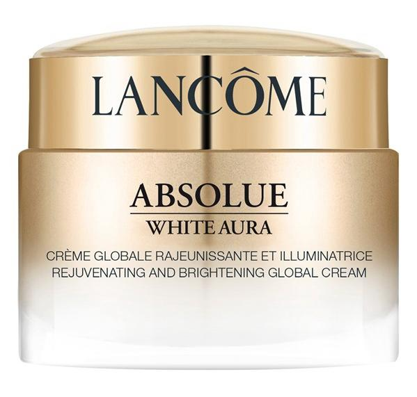 Lancome launched New Absolue White Aura Rejuvenating and Brightening Global Cream