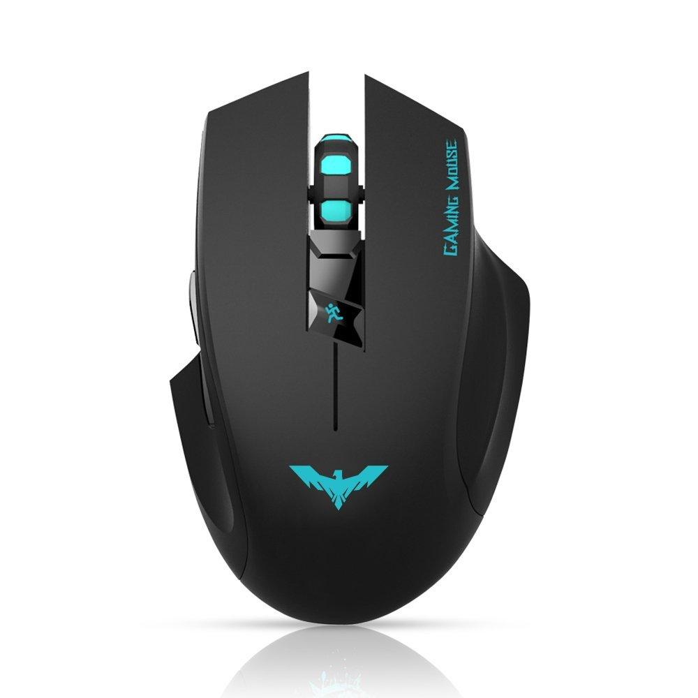 HAVIT® 2.4GHz Wireless Gaming Mouse High Precision Optical Mouse