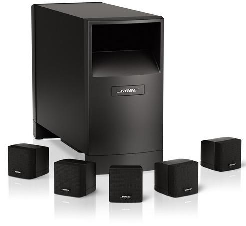 $369 Bose Acoustimass 6 Series 5.1-Channel Speaker System