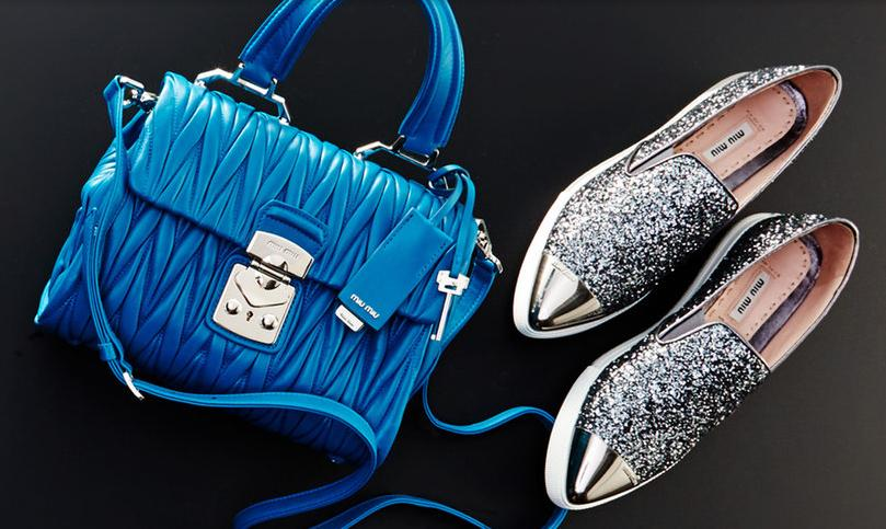 Up to 30% Off MiuMiu Designer Handbags, Wallets & Shoes on Sale @ Gilt