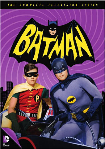Up to 58% Off Batman: The Complete Television Series @ Amazon.com