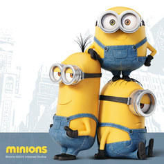 Up to 55% Off Minions Collection @ Zulily