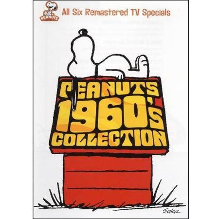 $9.96 Peanuts: 1960s Collection DVD