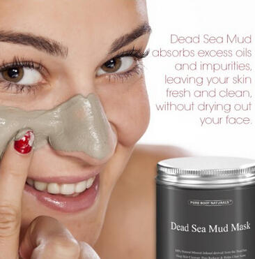 Best-Selling Dead Sea Mud Mask with Great Star Ratings @ Amazon.com
