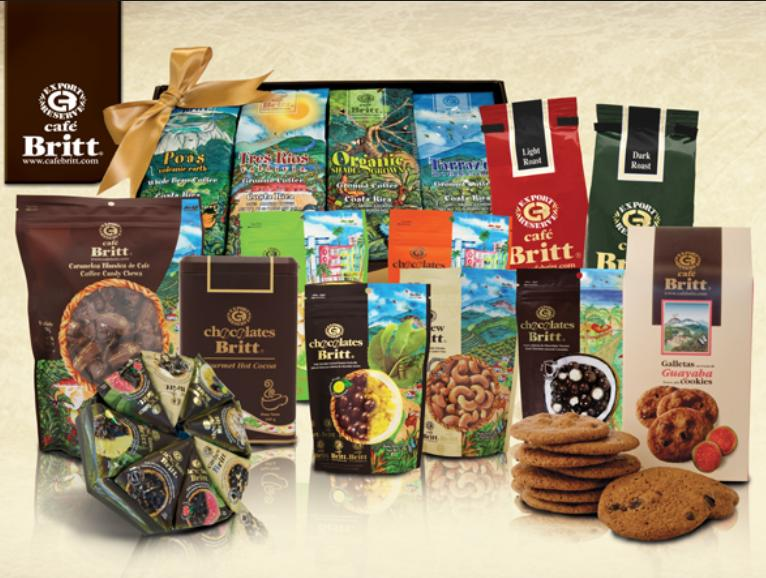 Save 10% OffDealmoon Exclusive! With purchase of 3 bags or more @ Cafe Britt