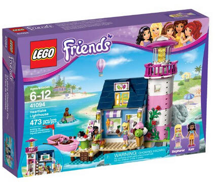 LEGO Friends 41094 Heartlake Lighthouse @ Amazon