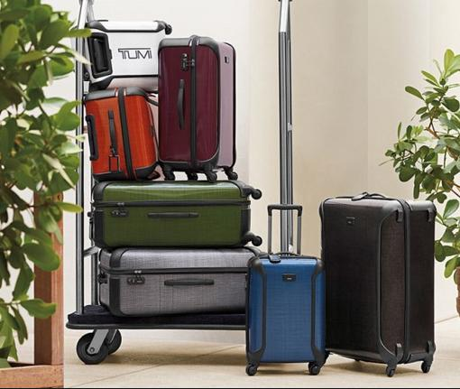 Up to $500 GIFT CARD with Tumi Luggage Regular-priced Purchase of $200 or More @ Neiman Marcus