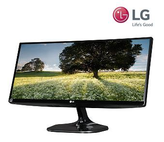 "$169.99 LG 25UM56-P Black 25"" IPS 2*HDMI FHD ULTRAWIDE LED Monitor"