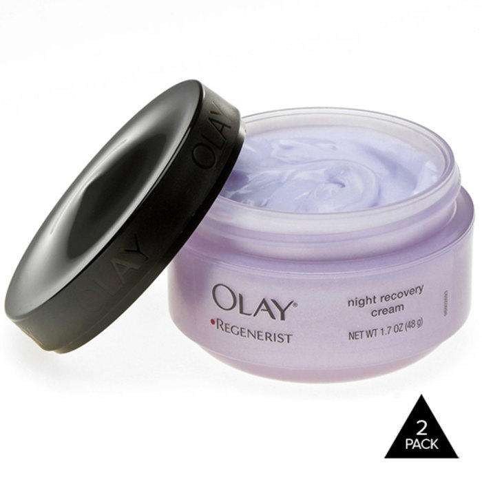 Olay Regenerist Night Recovery Cream - 1.7 oz (2-pack)