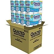 $19.99 Quilted Northern Ultra Soft & Strong Toilet Paper, 48 Rolls
