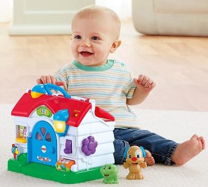 Fisher-Price Laugh & Learn Puppy's Activity Home @ Target.com