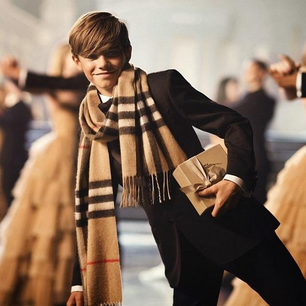 Up to $500 GIFT CARD Burberry Scarves Purchase @ Neiman Marcus