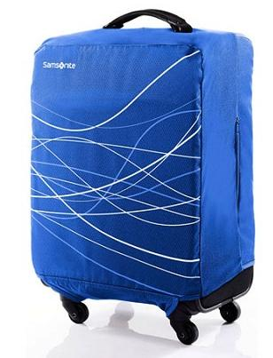 $20 2 X Samsonite Foldable Luggage Cover
