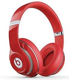 Beats by Dre Studio Over-Ear Wired Headphones