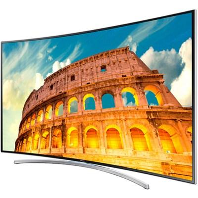 $1049 Samsung UN55H8000 - 55 inch 1080p 240Hz 3D Smart Curved LED HDTV