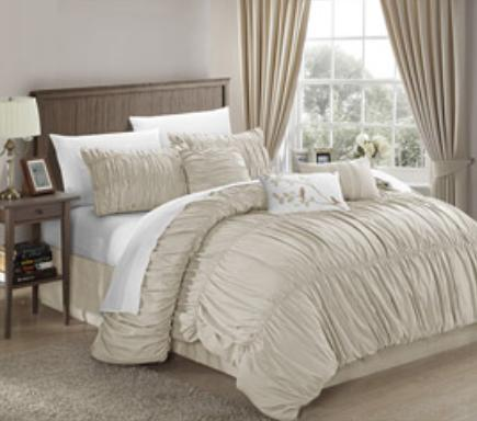 Extra 10% OffSelected Sheets,Comforters,Memory Foam Bedding & Pillows With $50 Purchase @ SmartBargains