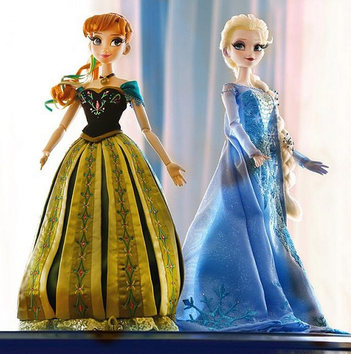 2 or more $10 each Classic Doll @ Disney Store