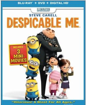 $4.99起 卑鄙的我Despicable Me: With Movie Money 电影促销