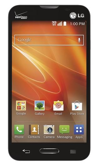 Verizon Wireless Prepaid LG Optimus Exceed 2 No-Contract Cell Phone