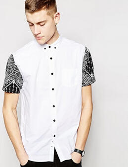 From $10 Brave Soul Men's Shirts & Polos @ ASOS