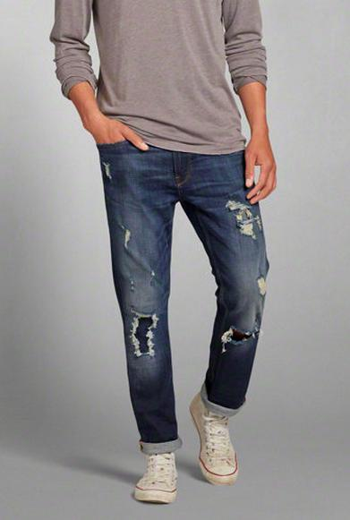 All Jeans @ Abercrombie & Fitch