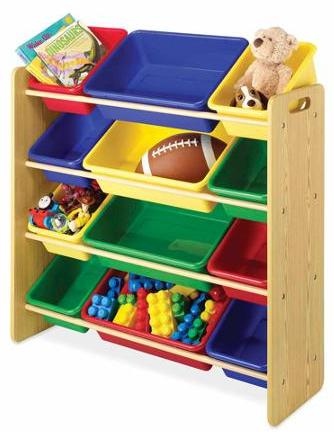 From $25 Select Kids' Toy Organizers Sale @ Walmart