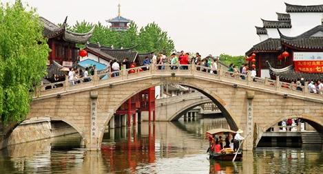 $899 Beijing and Shanghai 8-Night Trip from SF@Travelzoo