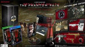 $99.96 Metal Gear V: Phantom Pain Collector's Edition (PS4)/(Xbox One) Pre-Order