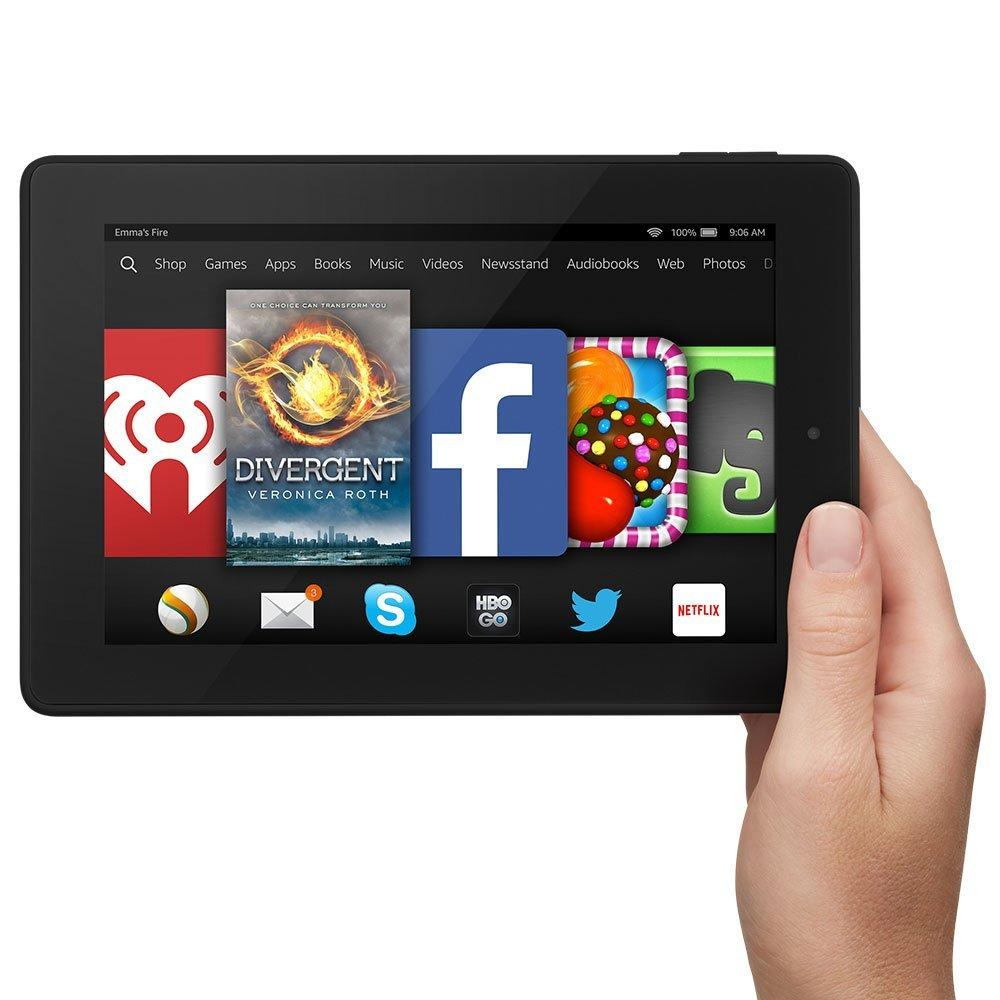 $19.99 Amazon Kindle Fire 7-inch 8GB (GameStop Refurbished) for e-Reader