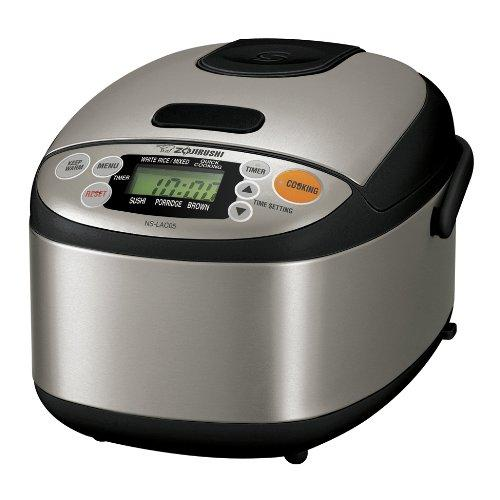 $92.22 Zojirushi NS-LAC05XT Micom 3-Cup Rice Cooker and Warmer
