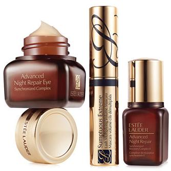 $60+ Gift with Purchase Estée Lauder Beautiful Eyes: Advanced Night Repair Value Set